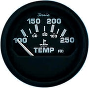 FARIA Vanntemperaturmåler 40-120 gr C