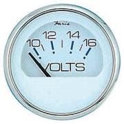 FARIA Voltmeter 10-16 Volt