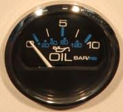 FARIA Oljetrykksmåler 0-10 BAR