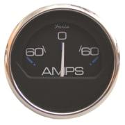 FARIA Amperemeter, 0-60-0 Amp