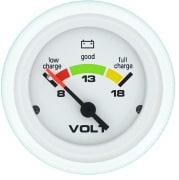 VEETHREE Batteri indikator 12 Volt