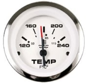 VEETHREE Temperatur måler 120-240F