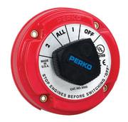 Batteribryter m/Diodebes. 8503