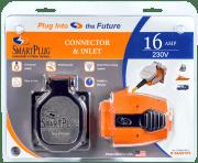 SmartPlug kit, innt+plugg, Rustfri16A.