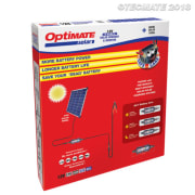 Optimate Solcellelader 7A 80W