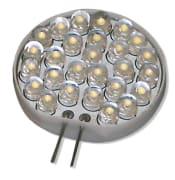 LED pære, 27 led, m/G4 so