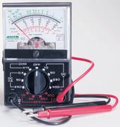 5 funksjoners mulitmeter.