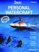 SELOC Manual Sea-Doo og Bombardier vannskutere 1988-1991