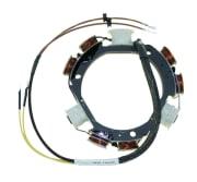 Johnson Evinrude Stator - 3 Cyl. (6 Amp)