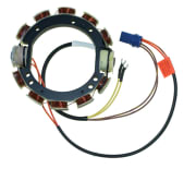 Johnson Evinrude Stator - 3 Cyl. (9 Amp)