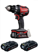Panasonic drill 18V, 2 x 3 Ah
