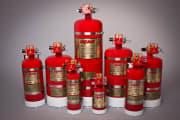 Fireboy branslukkere for store rom