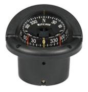 Ritchie HF-700 serien. Nedfellbart kompass. Opp til 35 fot