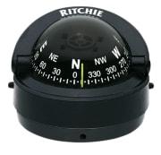 S-53 serien kompass. Flatmontert, For båter opp til 24 fot
