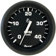 FARIA Turt. diesel, mekanisk, 0-4000