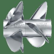 Mercruiser/Yanmar [Bravo III / ZT350 - ZT370] Bakre, Stål