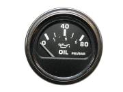 FARIA Oljetrykksmåler 80PSI GP9945B