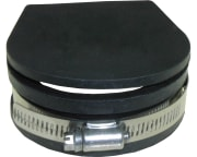 """Exhaust Flapper Valve & Clamp 3"""" OEM:34765A1"""
