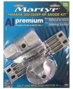 Yamaha 300-350XP HP Outboard Anodes KIT