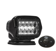 Golight Stryker LED, m/Joystick, svart