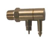 Bensinkobling til Mercry/Yamaha  1/4 - ( 6,4 mm)