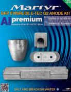 BRP Evinrude E-TEC G2 anodekit
