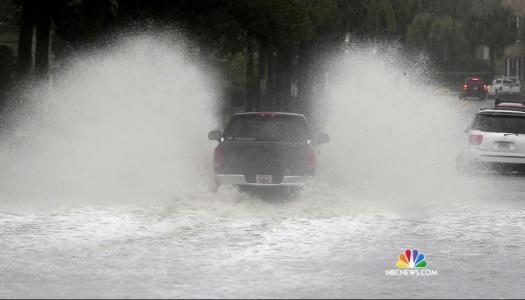 Flooding update: South Carolina Closures and Detours