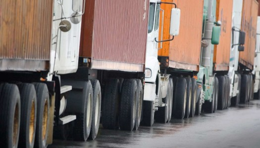 Helping truck drivers meet the challenge of finding a safe place to park