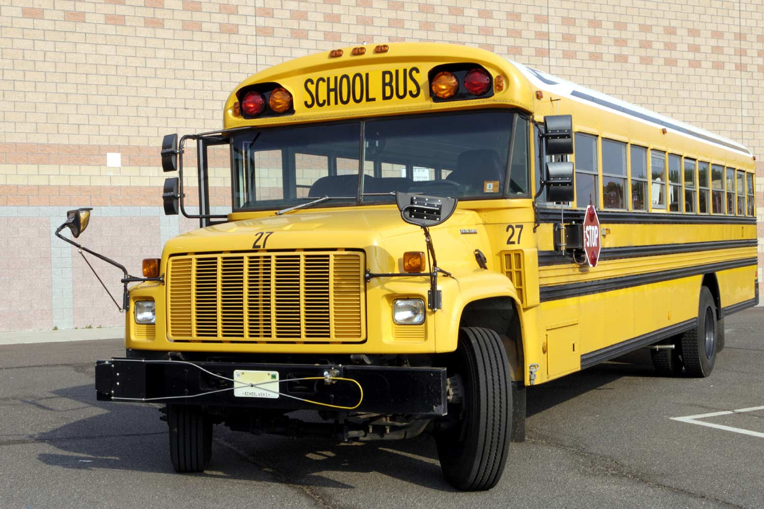 School Bus Gps Systems What Do They Track Telogis Blog