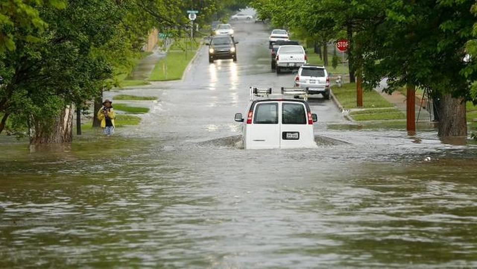 Flooded roadway info for OK, TX, AR - 6.1.15 - Telogis Blog