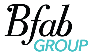Bfab group black logo