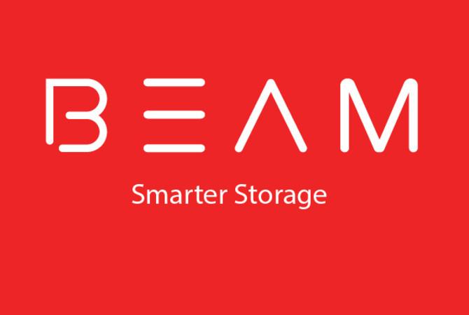 Beam square logo