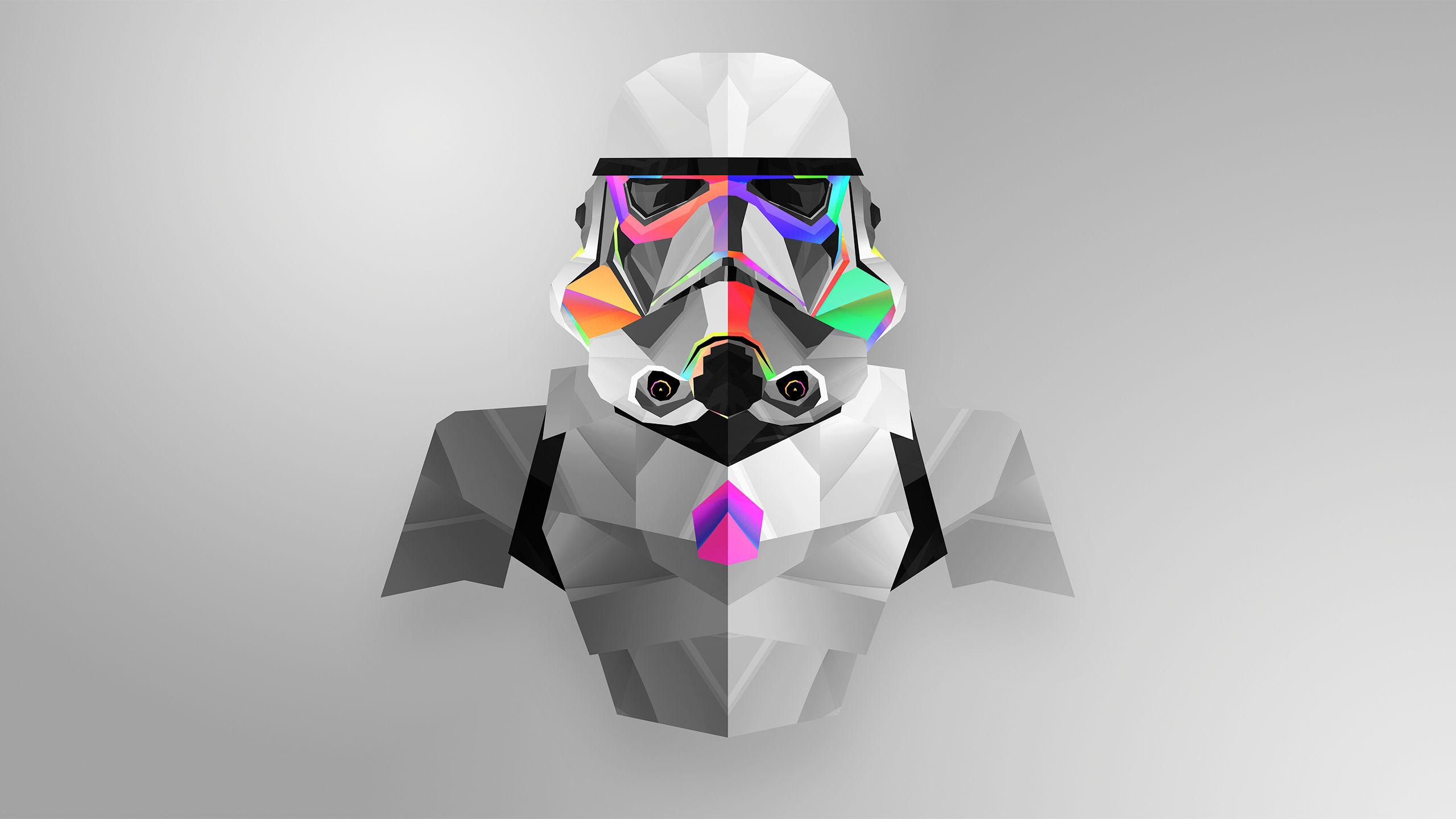 Origami Star Wars Clone Trooper Helmet