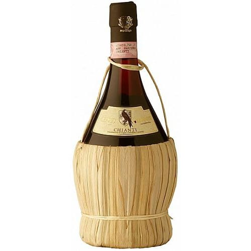 Chianti, Botter (wicker flask)