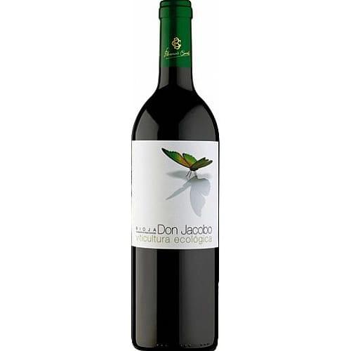 Don Jacobo Rioja Tinto Viticultura Ecologica