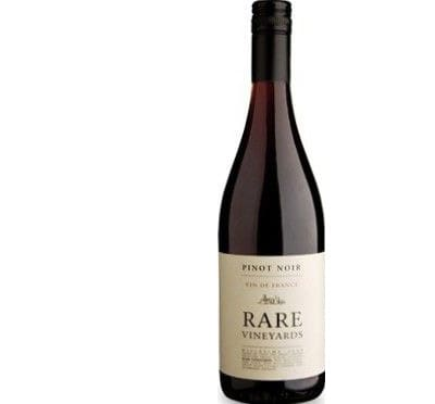 Rare Vineyards Pinot Noir, Vin de France