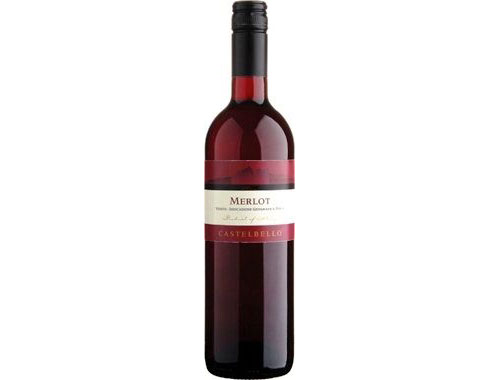 Castelbello Red, Merlot del Veneto