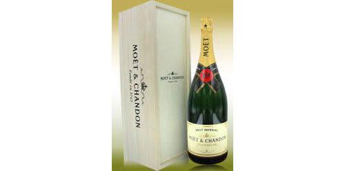 Moet et Chandon Champagne Brut Imperial (Jeroboam) NV