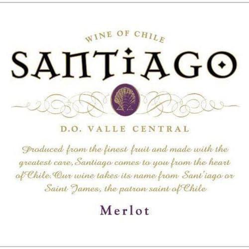 Santiago Merlot