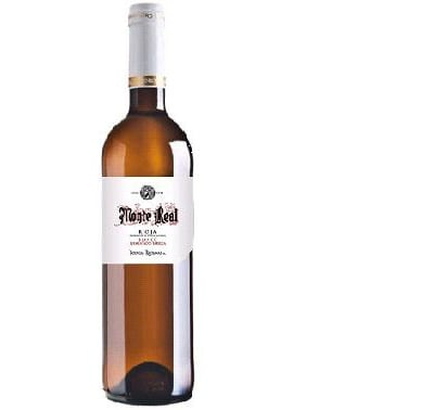 Monte Real Barrique Blanco Rioja
