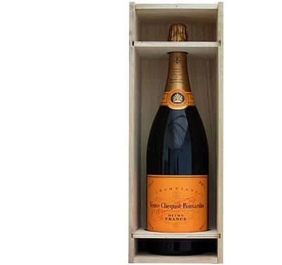 Veuve Clicquot Champagne (Jeroboam) NV