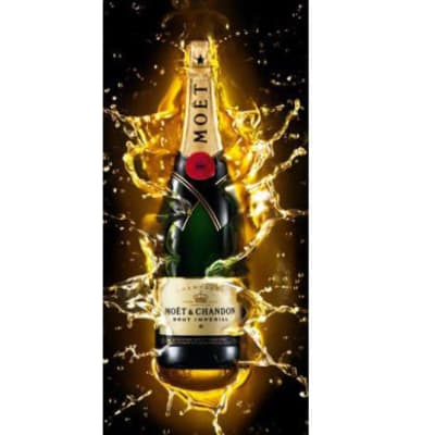 Moet et Chandon Brut Imperial Champagne (Magnum) NV