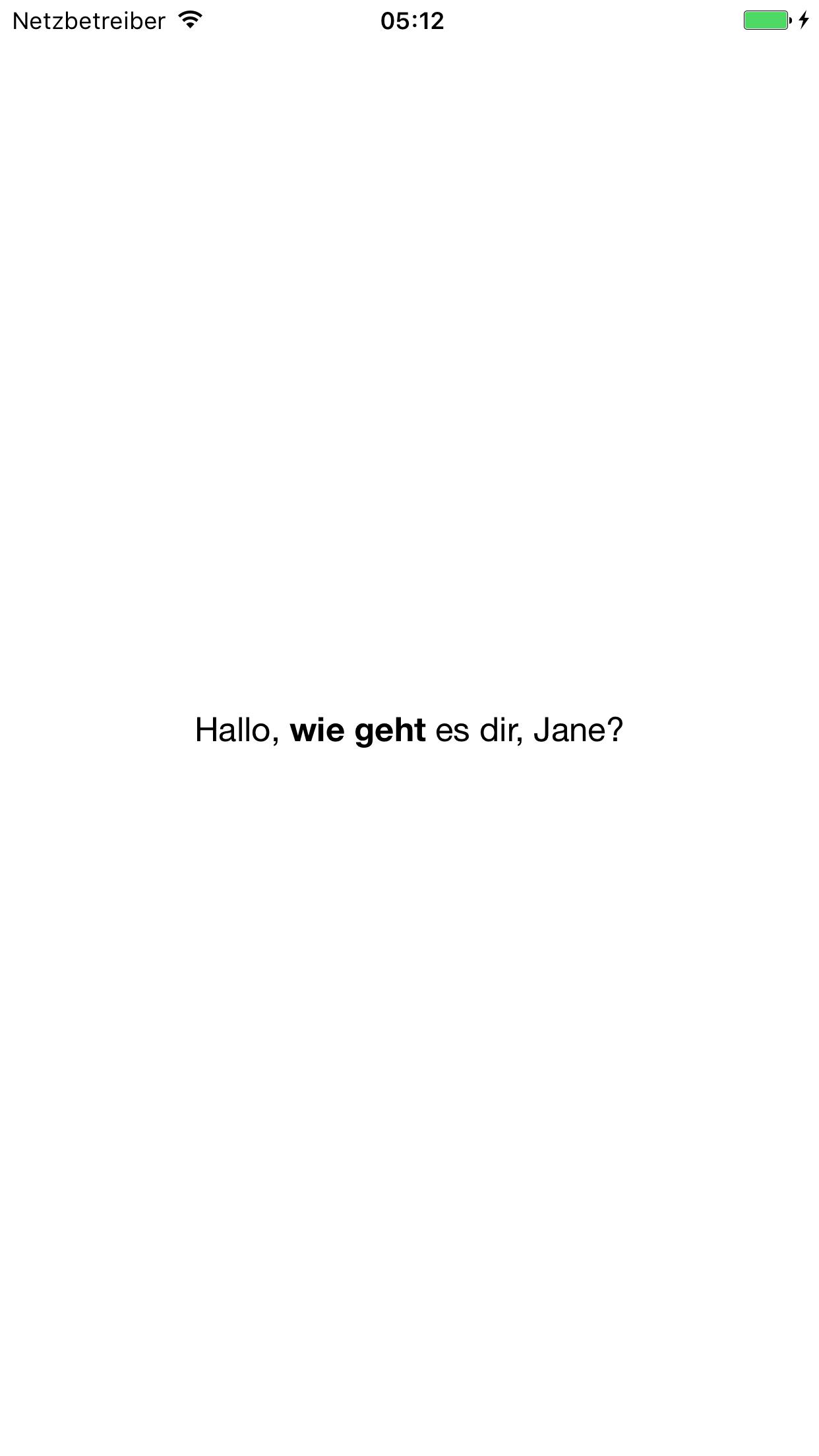 bahasa German