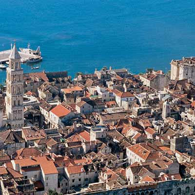 Split, city in Croatia