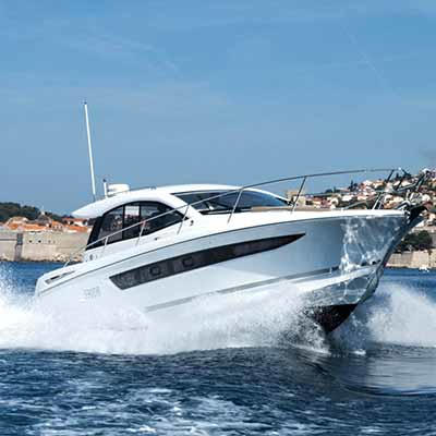 Speedboat for rent and hire in Dubrovnik