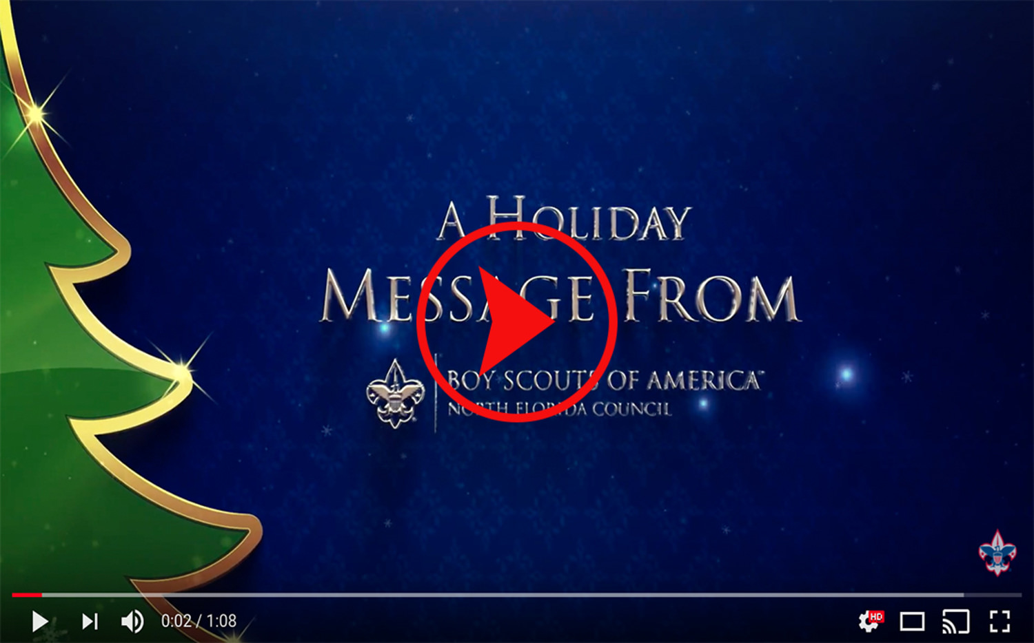 BSA NFC Holiday Message