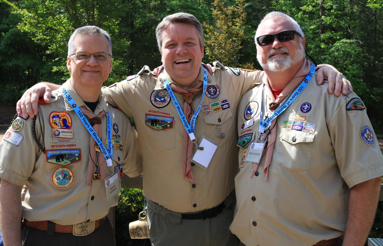 Wood Badge Northeast Georgia Council 101