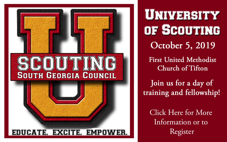 Boy Scouts of America® South Georgia Council