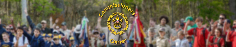 Commissioners' Corner