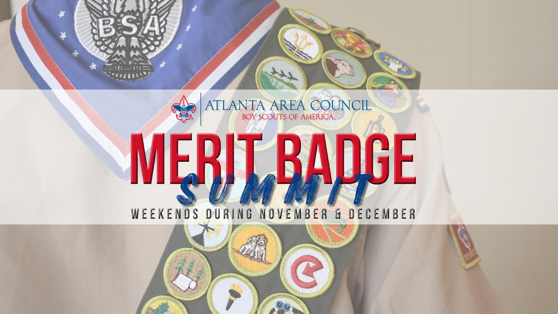 Merit Badge Summit